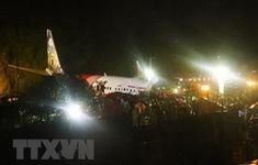 Hộp đen máy bay gặp nạn của Ấn Độ đang được phân tích