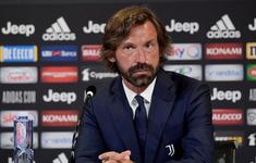Pirlo nhận mức lương siêu thấp khi làm HLV của Juventus