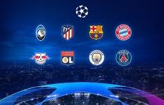 Champions League: Xác định 8 đội vào tứ kết và lịch thi đấu
