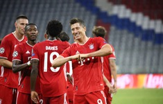 Kết quả Champions League hôm nay (9/8): Barca 3-1 Napoli, Bayern Munich 4-1 Chelsea