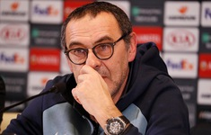 Juventus mất bao nhiêu tiền khi sa thải HLV Sarri?