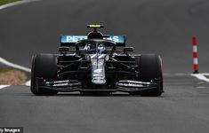 Phân hạng GP 70 năm F1: Ấn tượng Mercedes