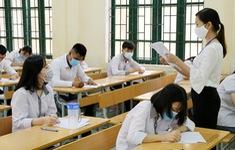 Sáng nay (10/8), thí sinh làm bài thi tổ hợp Khoa học tự nhiên, Khoa học xã hội