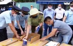 Vận chuyển tàng trữ 1 bao thuốc lá lậu bị phạt tới 3 triệu đồng