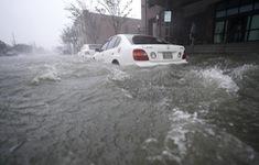 Bão Sally mang theo mưa lớn, gió mạnh nhấn chìm nhà cửa, đường phố tại Mỹ