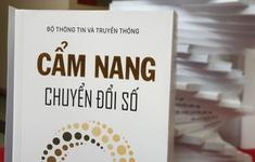 Ra mắt cuốn sách Cẩm nang chuyển đổi số