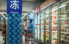 """Lại phát hiện virus trên bao bì, Trung Quốc """"cấm cửa"""" một công ty nhập khẩu"""