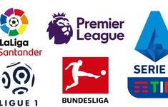 CẬP NHẬT Kết quả, BXH, Lịch thi đấu các giải bóng đá VĐQG châu Âu: Ngoại hạng Anh, Bundesliga, Serie A...