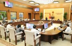 Khẩn trương tiếp thu, hoàn thiện nội dung trình Quốc hội tại Kỳ họp thứ 10