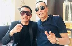 """Nhà báo Lại Văn Sâm hội ngộ """"người anh em"""" Wowy"""