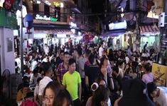 Hoạt động trở lại, nhiều quán bar ở Hà Nội tấp nập đón khách