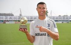 Cristiano Ronaldo là cầu thủ ghi bàn tốt nhất thế giới năm 2019