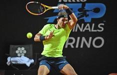 Thắng áp đảo, Nadal giành quyền vào tứ kết Italia mở rộng