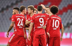 Bayern Munich 8-0 Schalke: Khởi đầu ấn tượng! (Vòng 1 Bundesliga 2020-21)