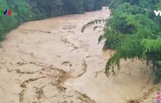 Tình hình mưa bão và khắc phục mưa bão ở Quảng Bình