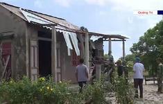 Chính quyền tỉnh Quảng Trị chung tay cùng nhân dân khắc phục hậu quả bão số 5