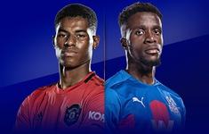 Man Utd sẵn sàng lấy 3 điểm trước Crystal Palace (23h30 ngày 19/9, Vòng 2 Ngoại hạng Anh)