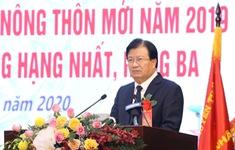 Huyện Lý Nhân (Hà Nam) cần đặt mục tiêu phấn đấu đạt chuẩn nông thôn mới nâng cao
