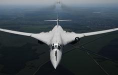 Máy bay Tu-160 của Nga lập kỷ lục chuyến bay thẳng dài nhất thế giới