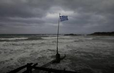 Bão Ianos đổ bộ Hy Lạp, 2 người thiệt mạng