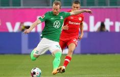 TRỰC TIẾP BÓNG ĐÁ Wolfsburg 0-0 Bayer Leverkusen: Hiệp hai