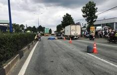 Hai công nhân tử vong do va chạm với xe container