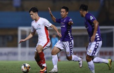 TRỰC TIẾP BÓNG ĐÁ CLB Viettel 0-0 CLB Hà Nội: Hết hiệp một