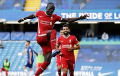 Kết quả Chelsea 0-2 Liverpool: Mane lập cú đúp, Jorginho đá hỏng phạt đền!