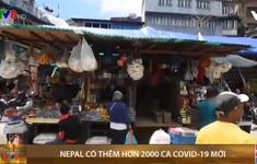 Tình hình dịch bệnh COVID-19 tại Nepal và Israel