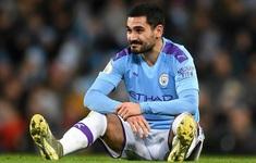 Ilkay Gundogan nhiễm COVID-19, bỏ lỡ trận mở màn cùng Man City