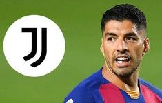 Thương vụ Suarez tới Juventus đã có câu trả lời