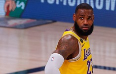 Lebron James thất vọng về cách thức bình chọn cầu thủ xuất sắc nhất NBA
