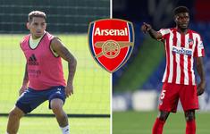 Có bước ngoặt chuyển nhượng, Arsenal dự kiến chiêu mộ Partey trong tuần này