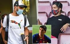 Suarez bị điều tra vì... gian lận thi cử