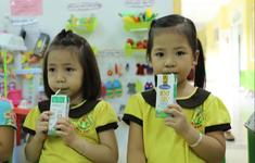 Sữa học đường giảm bớt gánh lo cho phụ huynh giữa mùa COVID-19