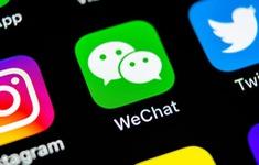 Lượt tải WeChat tăng vọt tại Mỹ trước lệnh cấm