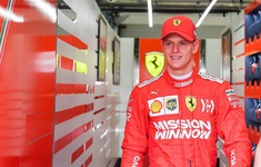 Ralf Schumacher đặt niềm tin vào cháu trai