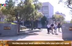 Trường Đại học Nhật Bản hướng đến sinh viên Việt Nam