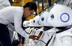 Trung Quốc đẩy mạnh ứng dụng robot và trí tuệ nhân tạo vào đời sống