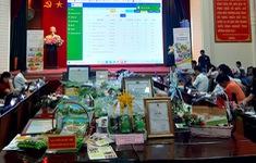 Thị xã Sơn Tây và những đột phá năm 2020 với chương trình OCOP