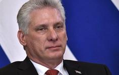 Cuba lên án các biện pháp trừng phạt của Mỹ