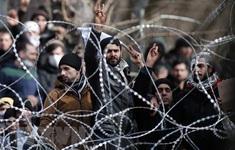 Đơn xin tị nạn vào châu Âu giảm mạnh do dịch COVID-19