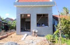 Hỗ trợ xây dựng, sửa chữa nhà ở cho người có công với cách mạng