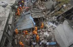 Sập tòa nhà tại Ấn Độ, ít nhất 4 người thiệt mạng