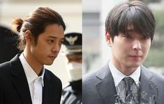 Đã có bản án chính thức dành cho Jung Joon Young và Choi Jonghun