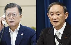 Lãnh đạo Nhật Bản - Hàn Quốc điện đàm, xác nhận tầm quan trọng của hợp tác