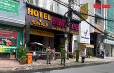 Hỏa hoạn tại khách sạn ở TP.HCM, 2 người thương vong