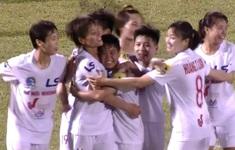 Hà Nội 1 Watabe 2-1 Phong Phú Hà Nam: Hiệp 2 bùng nổ