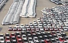 Việt Nam chi hơn 1,3 tỷ USD nhập ô tô