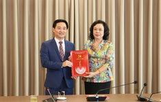 Hà Nội có tân Chánh Văn phòng Thành ủy